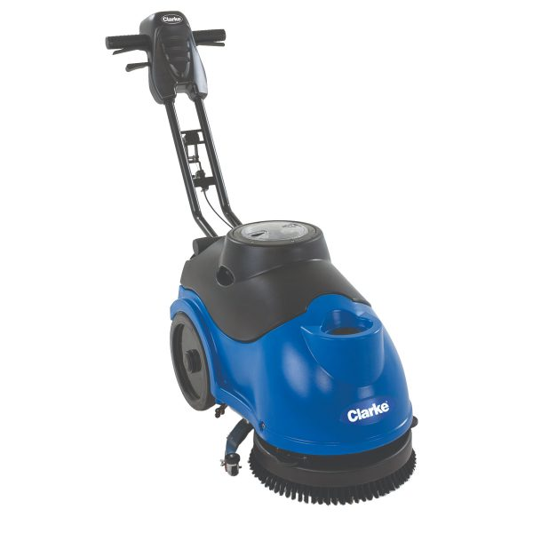 Clarke MA50 15B Battery Operated Microscrubber