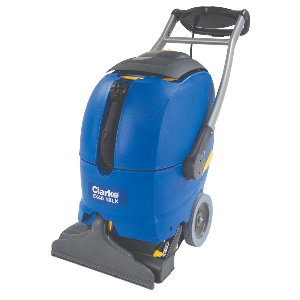 Clarke EX40 18LX Carpet Extractor