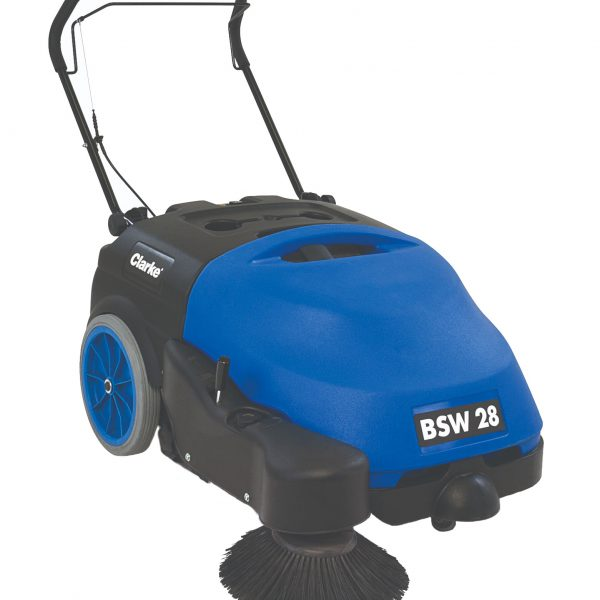Clarke BSW Battery Carpet Sweeper
