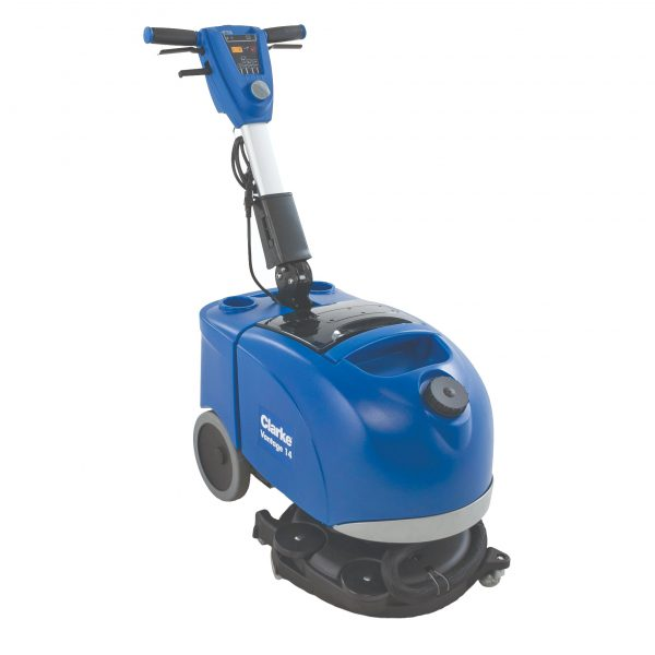 Clarke Vantage 14 Battery Operated Microscrubber
