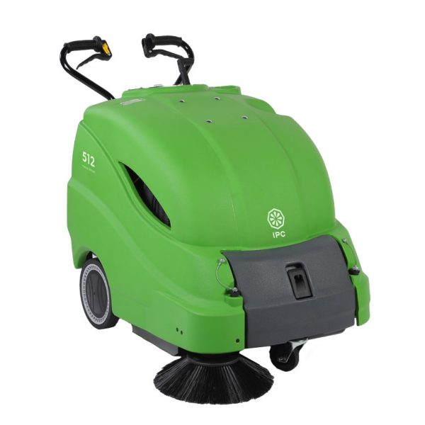 IPC Eagle 512 Sweeper