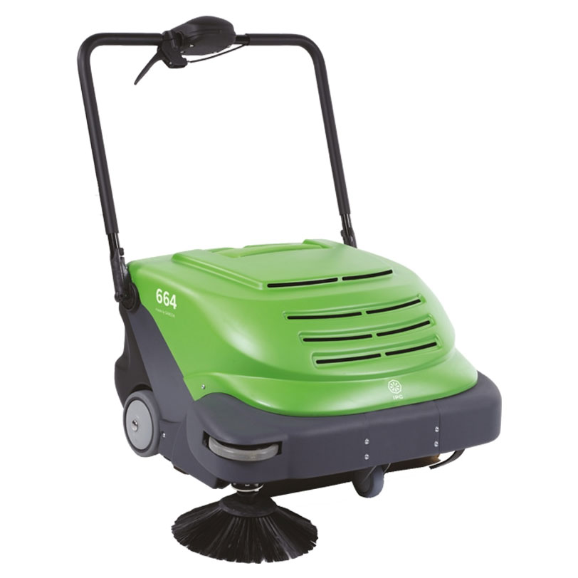 IPC Eagle SmartVac 664 Sweeper