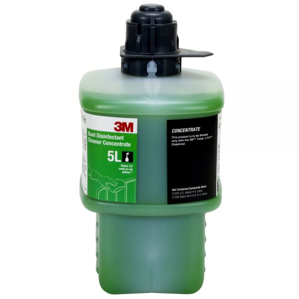 3M 5L Quat Disinfectant Cleaner