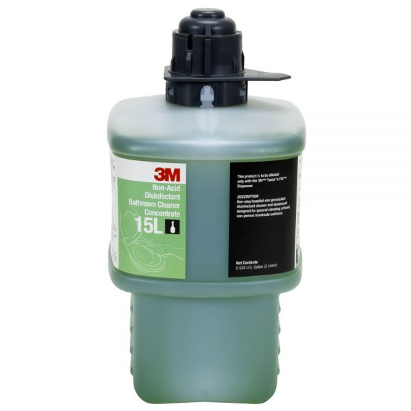 3M 15L Non-Acid Disinfectant Bathroom Cleaner