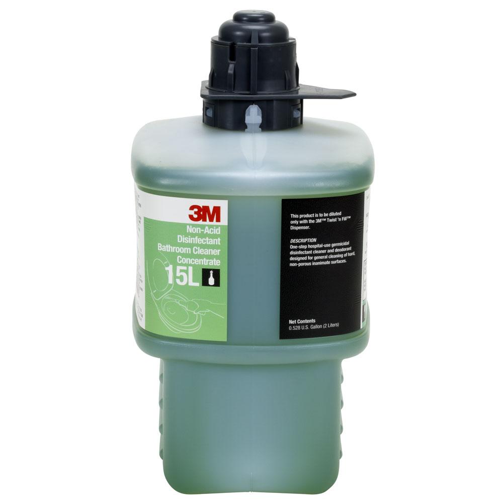 3M 15L Non-Acid Disinfectant Bathroom Cleaner