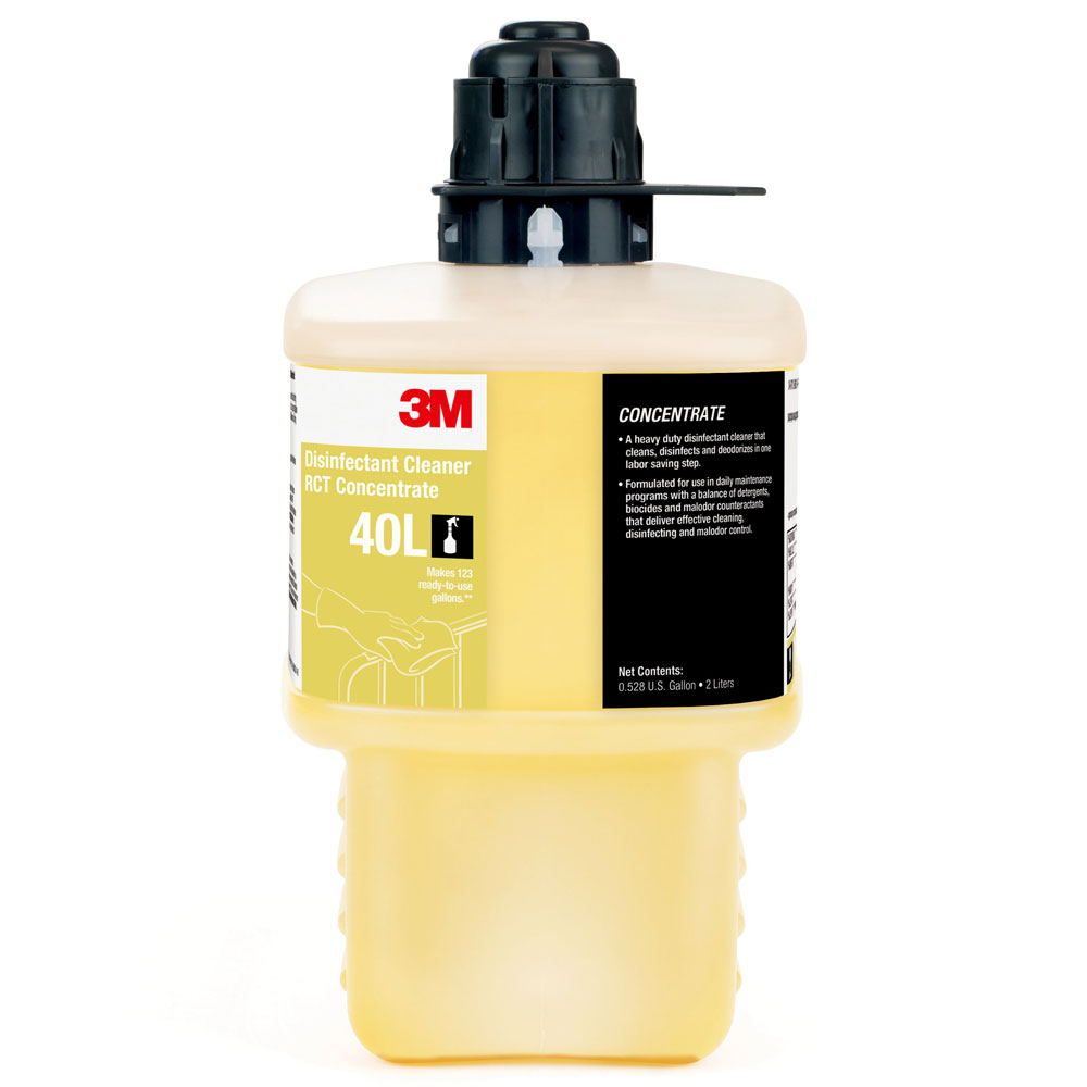 3M 40L Disinfectant Cleaner RCT