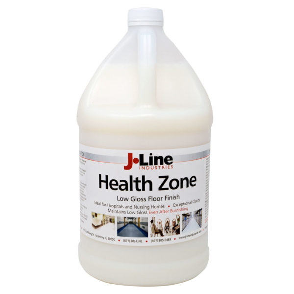 J-Line Health Zone Low Gloss Floor Finish