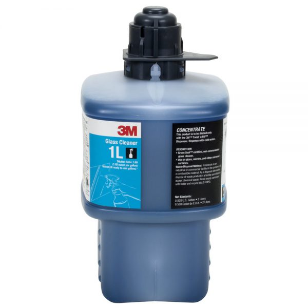 3M 1L Glass Cleaner