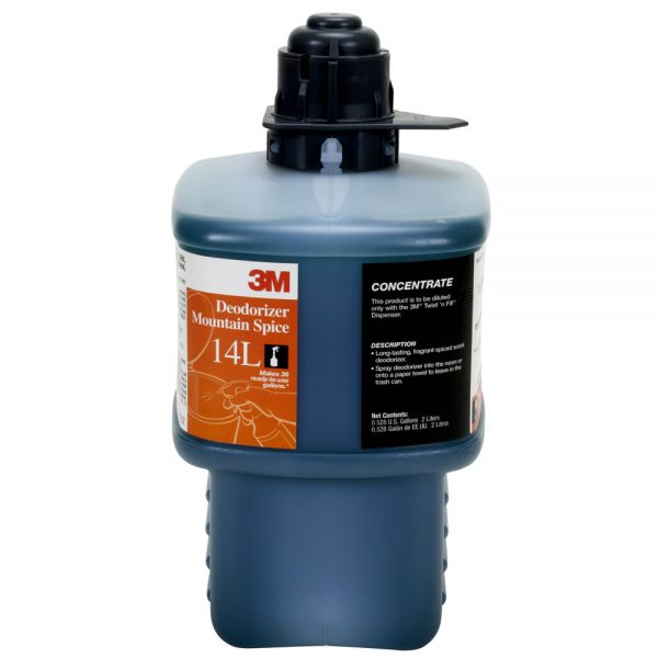 3M 14L Mountain Spice Deodorizer