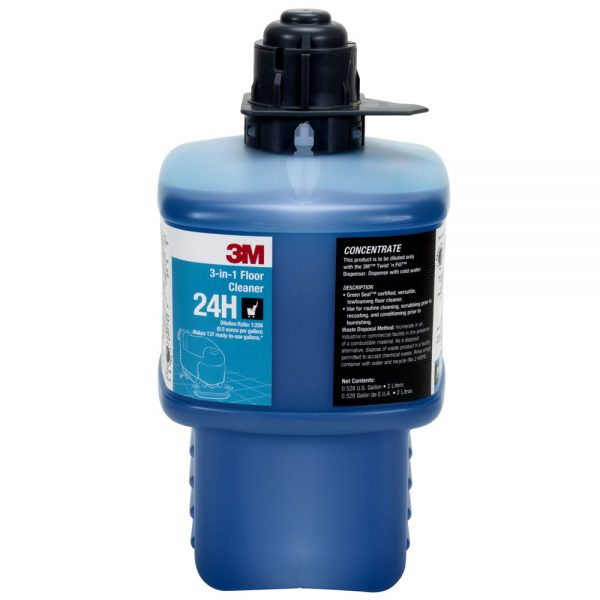 3M 24H 3-in-1 Floor Cleaner