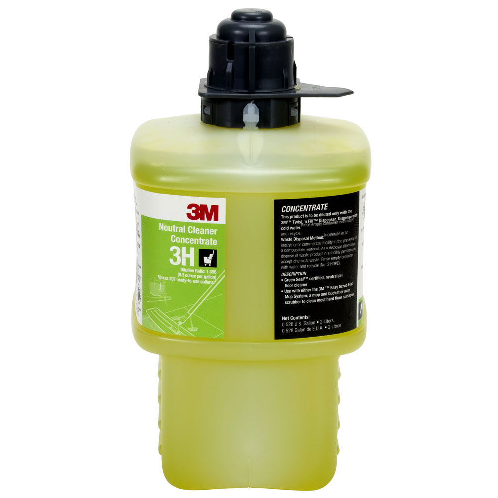 3M 3H Neutral Cleaner