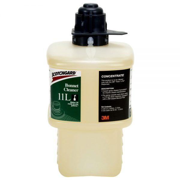 3M 11L Scotchgard Bonnet Cleaner
