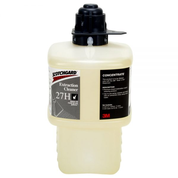3M 27H Scotchgard Extraction Cleaner