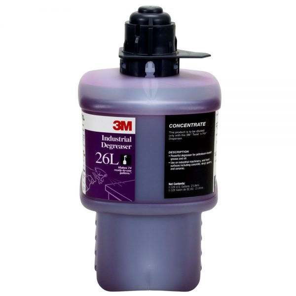 3M 26L Industrial Degreaser