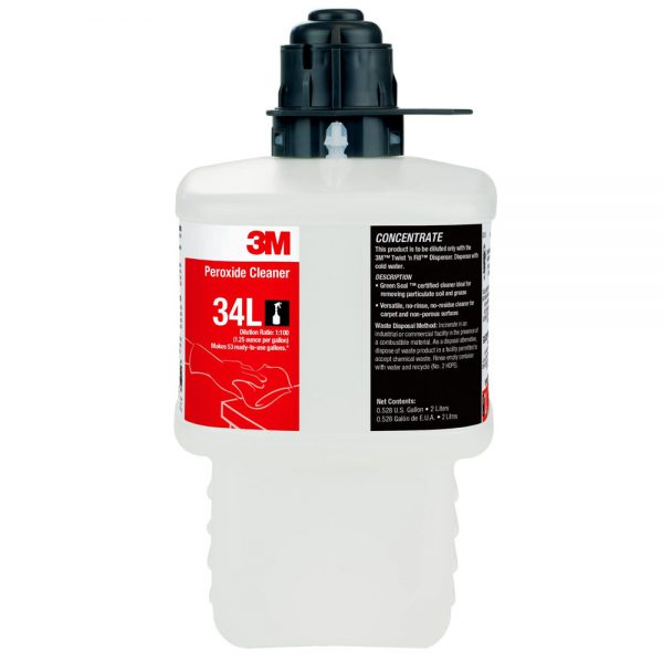 3M 34L Peroxide Cleaner
