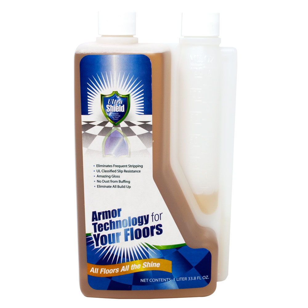 Ultra Shield Advanced Burnishing Spray
