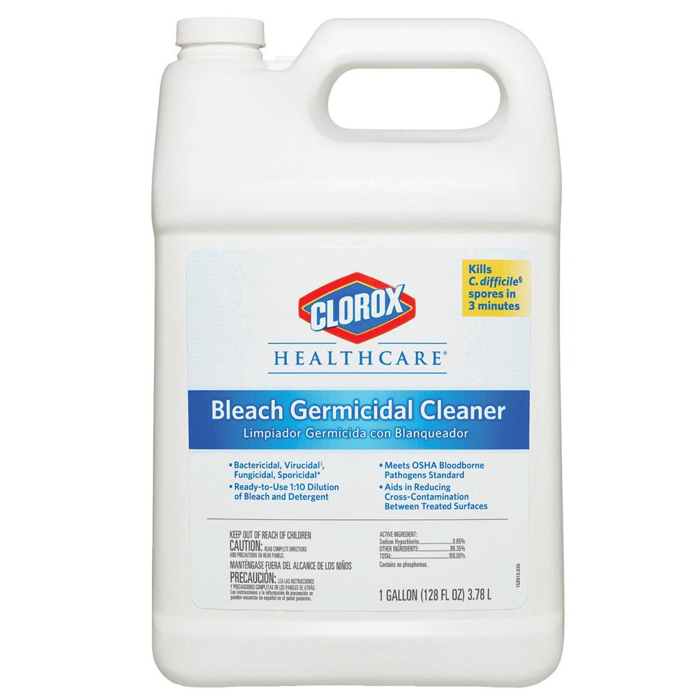 Clorox Healthcare Bleach Germicidal Disinfectant