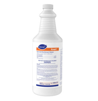 Diversey Avert Sporicidal Disinfectant Cleaner