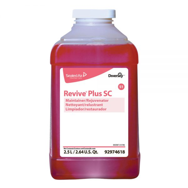Diversey Revive Plus SC Maintainer/Rejuvenator