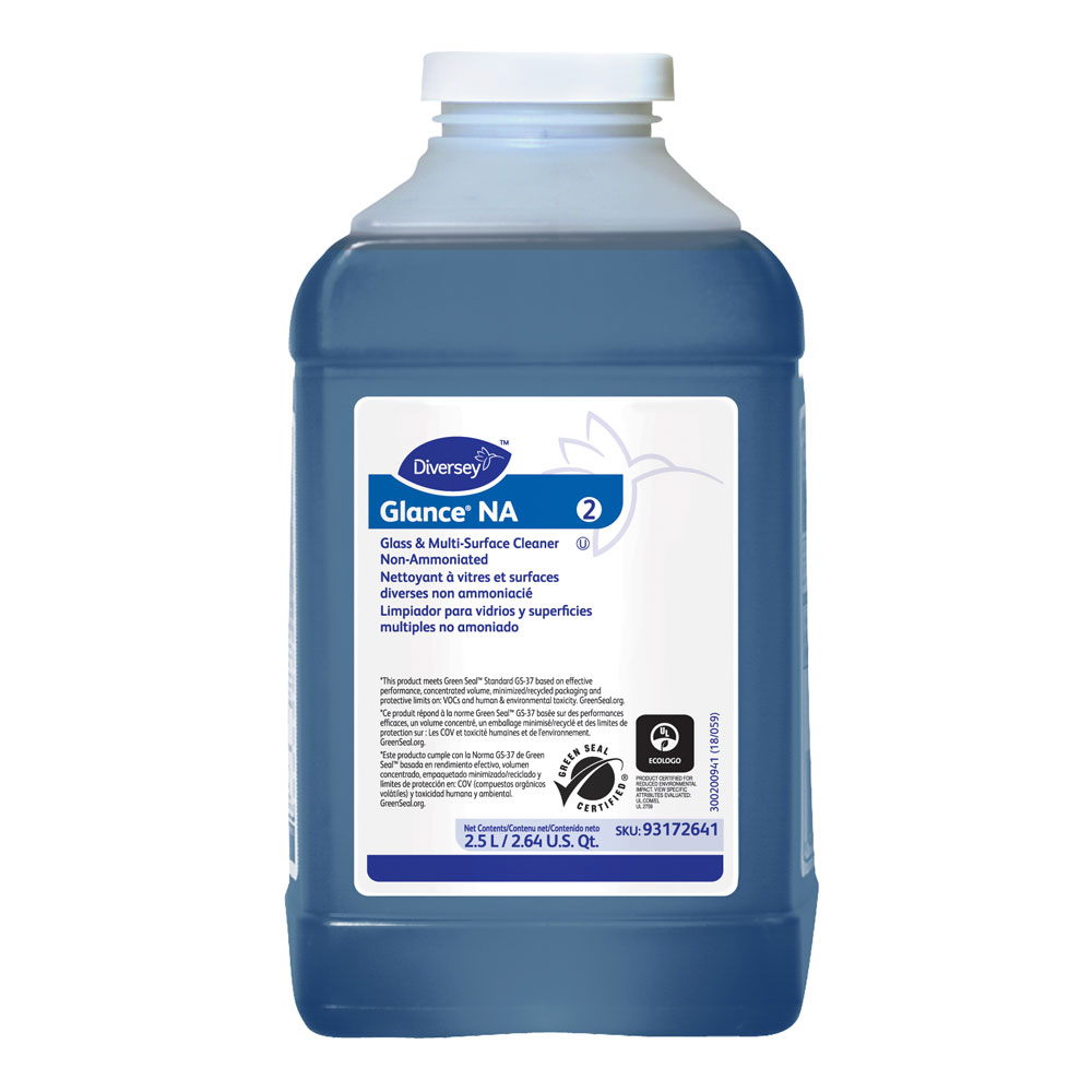 Diversey Glance NA Glass & Multi-Surface Cleaner