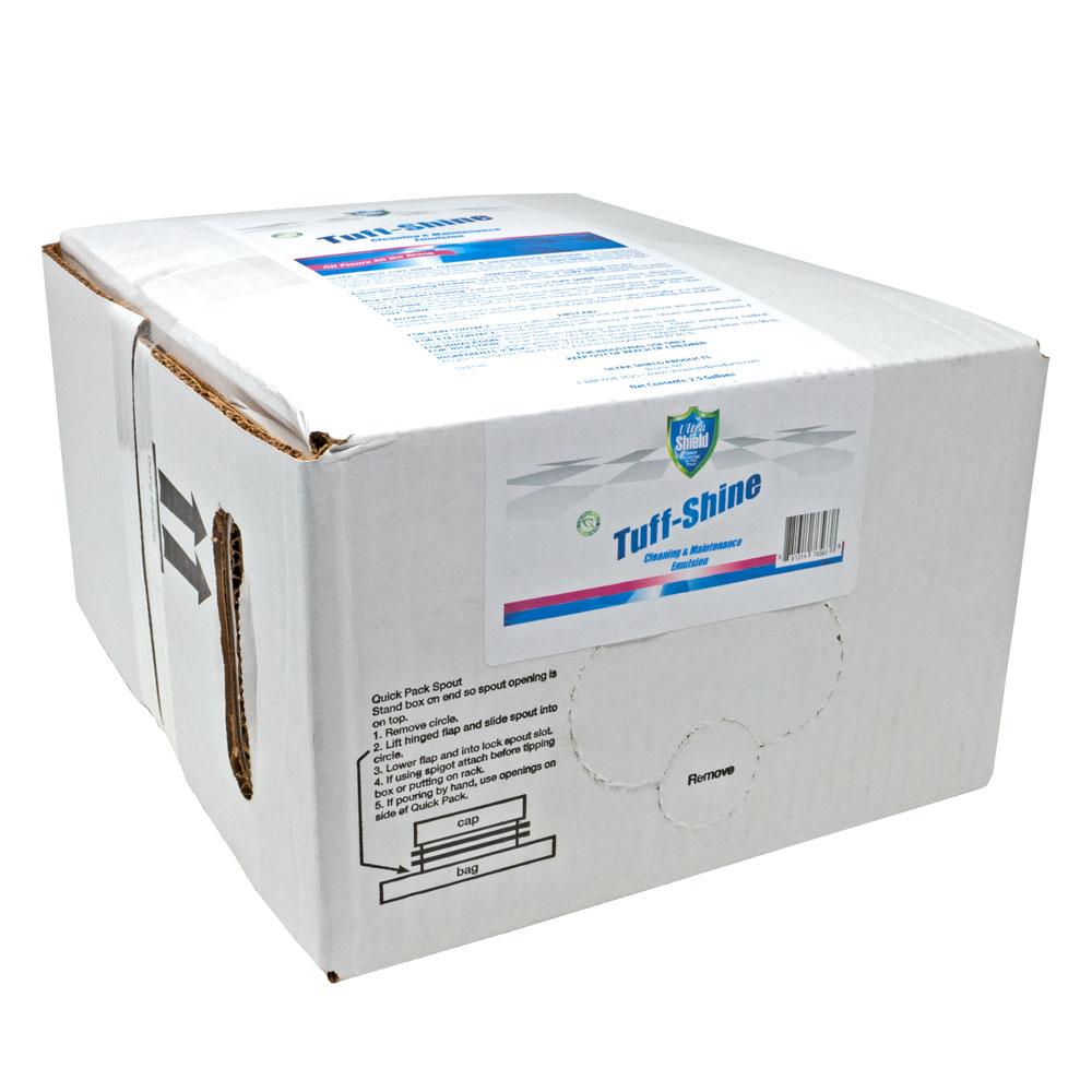 Ultra Shield Tuff-Shine Cleaning & Maintenance Emulsion Wax