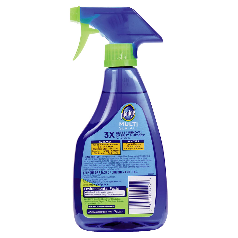 Pledge Clean It Multi-Surface Cleaner