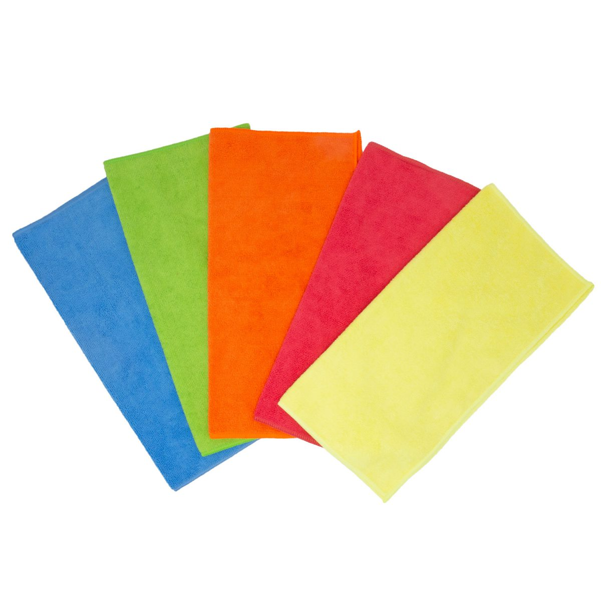 Microfiber Multi-Purpose Cloths