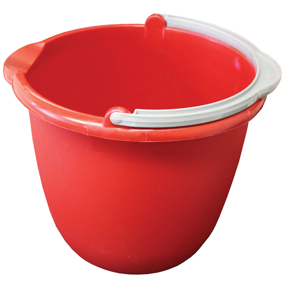 Plastic Bucket with Spout