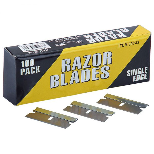 Replacement Razor Blades