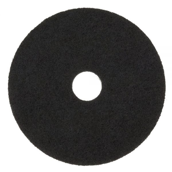 3M 7200 Black Stripper Floor Pads