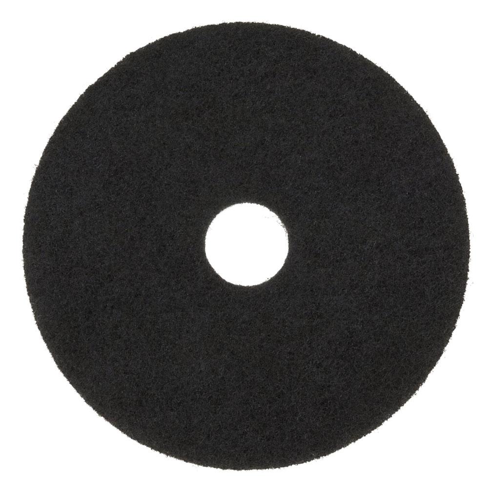 3M 7200 Black Stripper Floor Pads