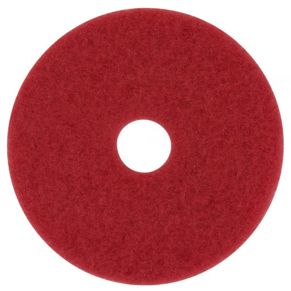 3M 5100 Red Buffer Floor Pads