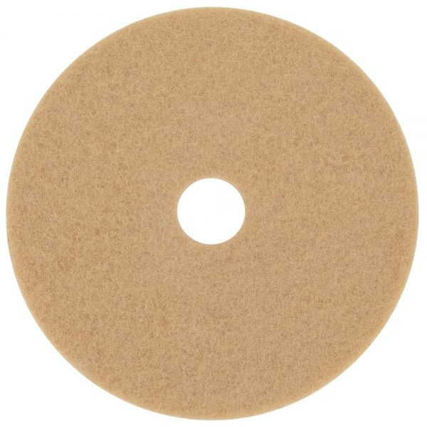 3M 3400 Tan Burnish Floor Pads