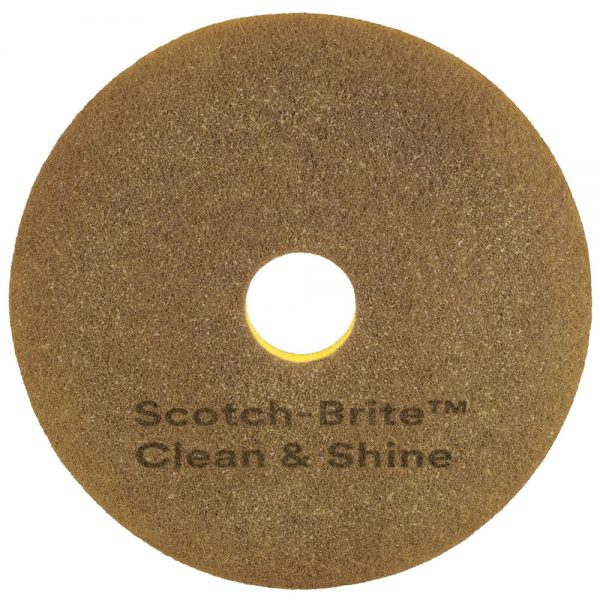 3M Clean & Shine Floor Pads
