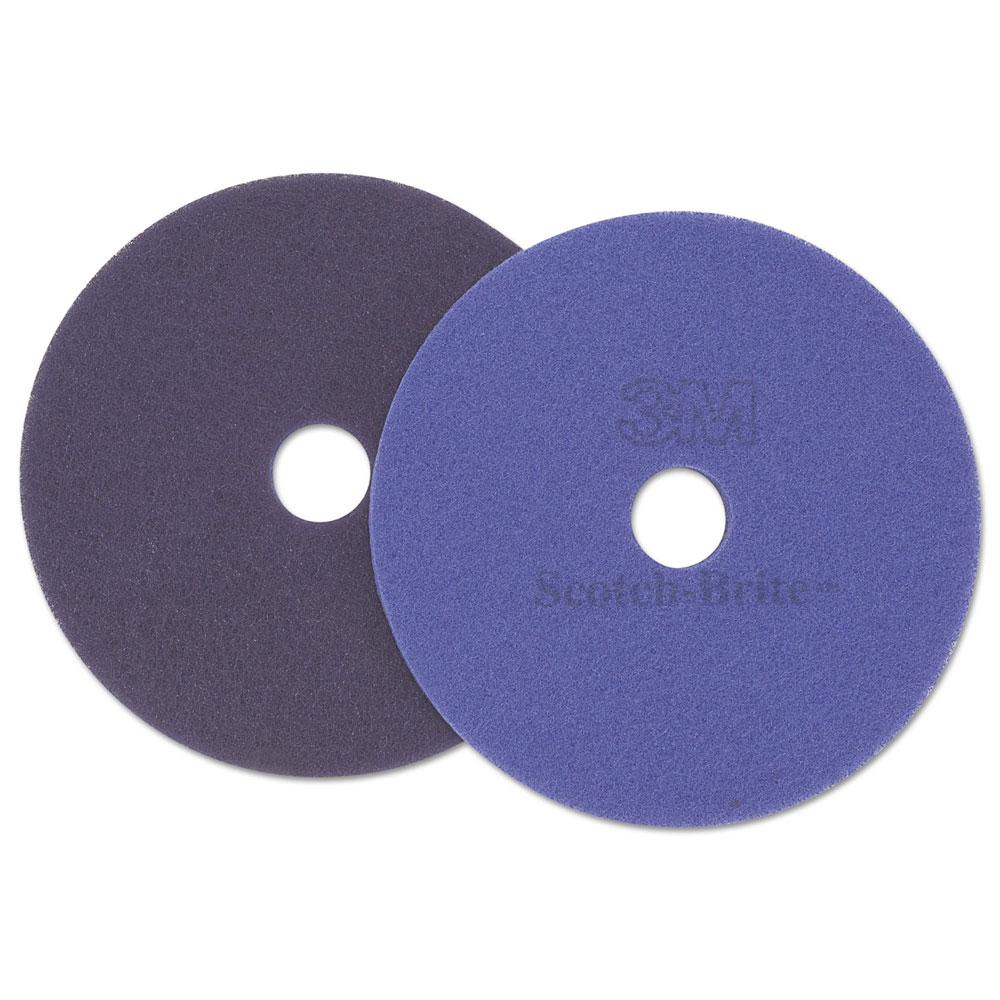 3M Scotch-Brite Purple Diamond Plus Floor Pad