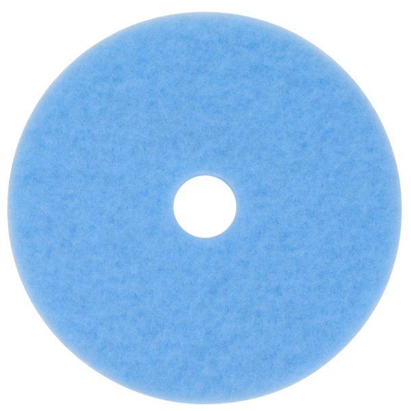3M 3050 Sky Blue Hi-Performance Burnish Floor Pads