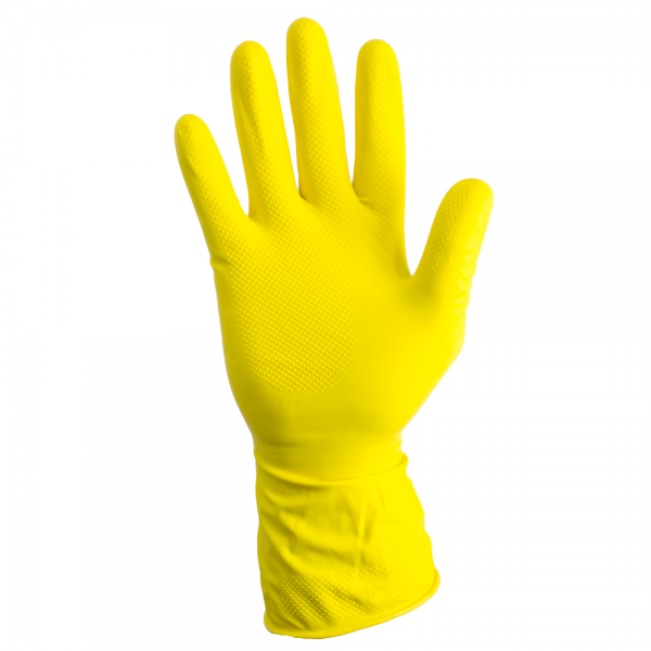 Latex Flock-Lined Multi-Purpose Gloves