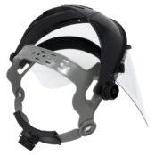 Headgear with Face Shield