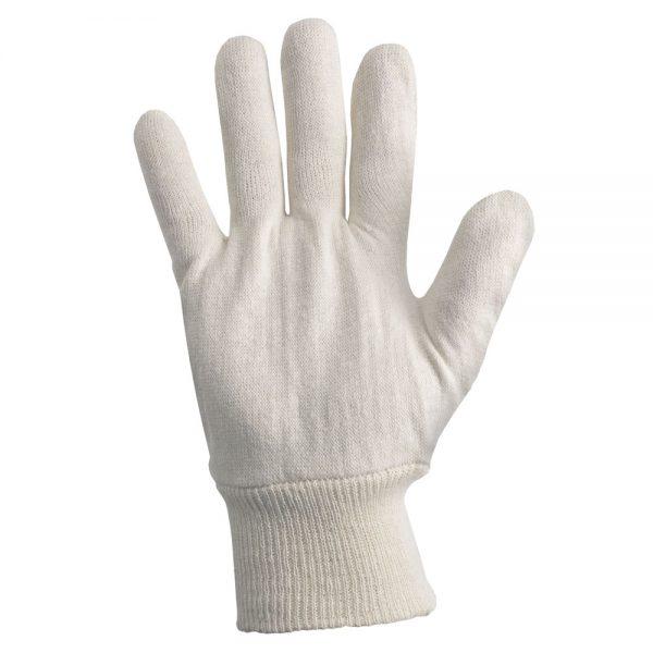 Cotton Jersey Work Gloves