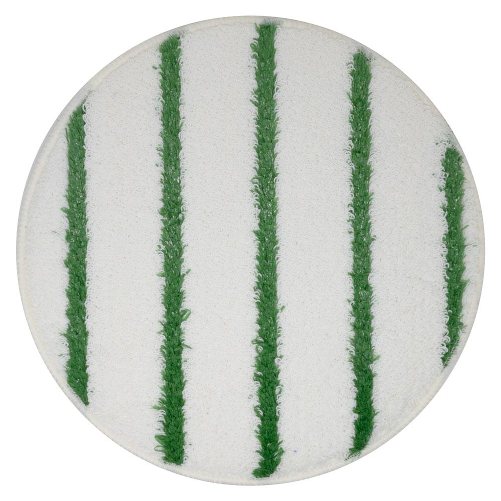 Carpet Bonnet with Scrubbing Stripes