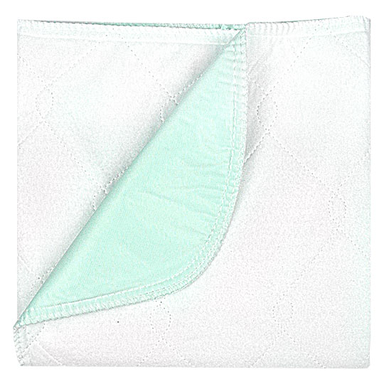 "34"" x 36"" Brushed Polyester Underpads"
