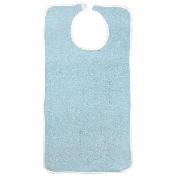 "18"" x 30"" Light Blue Clothing Protectors"
