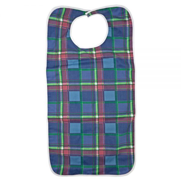 18″ x 34″ Plaid Clothing Protectors