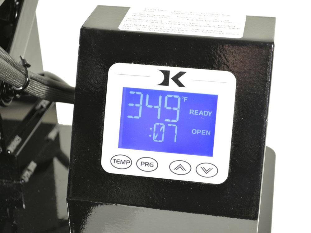 Heat Seal Label Press Machine