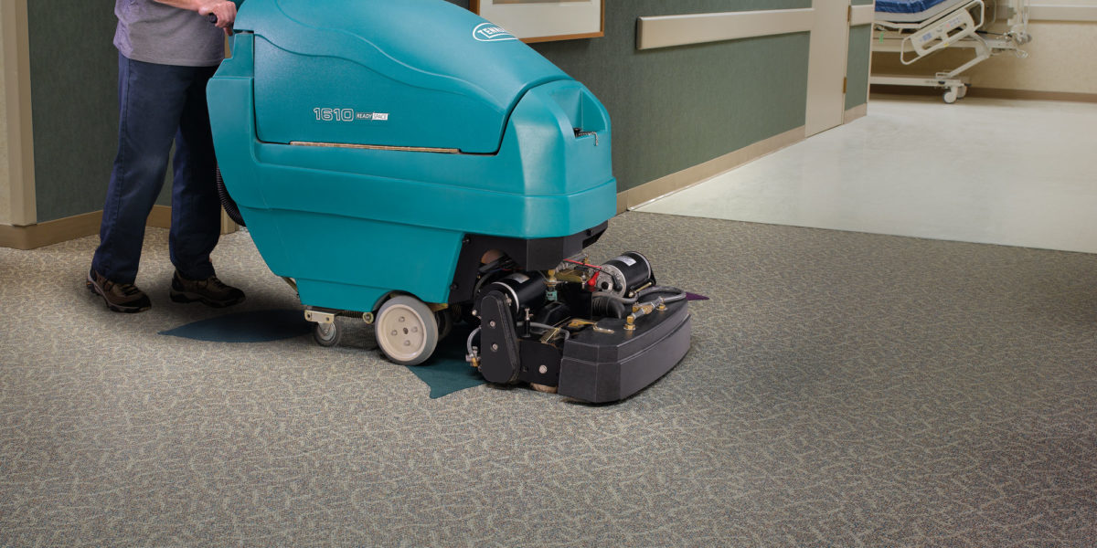 Tennant 1610 ReadySpace Dual Mode Carpet Extractor