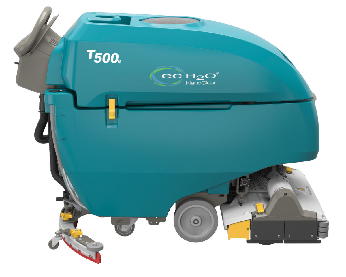 "Tennant T500E 28"" Cylindrical Autoscrubber"